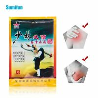 48Pcs/6Bag Chinese Kung Fu Pain Relief Patch Joint Back Medicated Plaster D1399