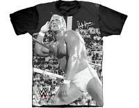 Adult Wrestling TV Show WWE Hulkamania Hulk Hogan Retro Classic T-Shirt Tee