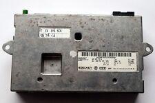 4E0035729A Interface HEADUNIT MMI 2G FBAS TV VIDEO Audi A4 A5 A6 A8 Q7 SOFT 5150