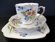 "Art Deco / Vintage China Tea Set Trio.Roslyn China."" ELY "".5490."