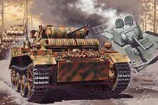 SD.KFZ 123 LIGHT TANK /PZ.KPFW II AUSF L LUCHS/ (GERMAN MKGS)  1/35 MIRAGE