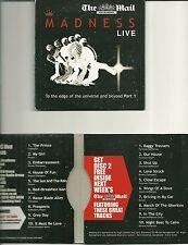 MADNESS : Le meilleur de MADNESS / 2 CD - EN CONCERT