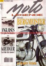 MOTO LEGENDE  22 KREIDLER 50 BMW R71 R62 R12 CEMEC L7 Black Star VICTORIA 350