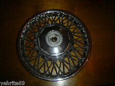 New NOS GM Part # 3634784 Wire Wheel Cover 1986-1988 Buick Riviera