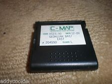 C-MAP ELECTRONIC CHART - GEORGIAN BAY EAST - CODE H123.00 - CLASS L - #204550