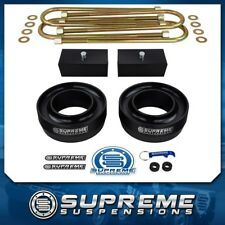 """2002-2008 Dodge Ram 1500 3"""" Front + 2"""" Rear Complete Leveling Lift Kit 2WD PRO"""