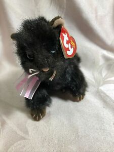 Ty Beanie Baby Heiress Kitty Cat