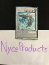 Yugioh! White Aura Whale Bllr-En020 Secret Rare 1st Edition