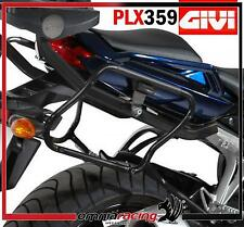 Tubular Pannier porte +PLX359KIT Monokey flanc boîte Yamaha FZ1 1000 Fazer 06>11
