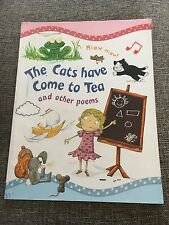 TIG THOMAS, THE CATS HAVE COME TO TEA AND OTHER POEMS. 9781848103689