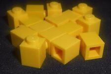 LEGO 1x1 Bricks Yellow---Lot of 15 300524