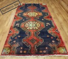 OLD WOOL HAND MADE ORIENTAL FLORAL RUNNER AREA RUG CARPET 275x125CM