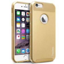 Fundas y carcasas Para iPhone 7 de plástico de color principal oro para teléfonos móviles y PDAs