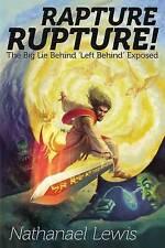 Rapture Rupture, Lewis, Nathanael, Very Good Book