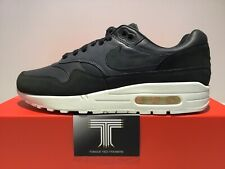 4e9354a656a12 Nikelab Nike Air Max 1 Pinnacle Premium Leather ~ 859554 004 ~ Uk Size 9