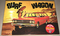 AMT 1965 Chevelle Surf Wagon 1:25 scale car model kit new 1131