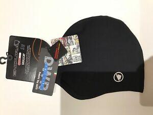 ENDURA Thermolite Skull Cap Black - small/medium