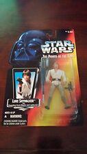 Star Wars POTF Short Saber Long Tray Set of 4 RARE Luke Skywalker