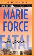 Fatal: Fatal Deception 5 by Marie Force (2015, MP3 CD, Unabridged)