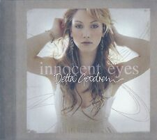 DELTA GOODREM : INNOCENT EYES / CD + DVD EDITION - TOP-ZUSTAND