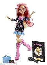 Monster High Hauntlywood Fights Camera Action Viperine Gorgon Daughter of Stheno