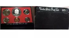 1973 S PROOF SET IN OGP......PRISTINE 6-COIN SET ... GREAT GIFT