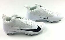 Nike Alpha Huarache 6 Pro Lax Lacrosse Shoe Men's Us Size 12 White Cleat 904581