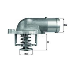 Thermostat Kühlmittel - Behr TI 212 87D