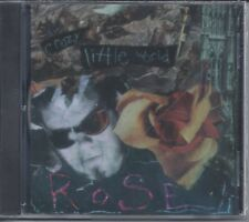 Lot Of 3 Rose CDs Crazy Little World/Into The Unknown/Intense Live Series Vol.3