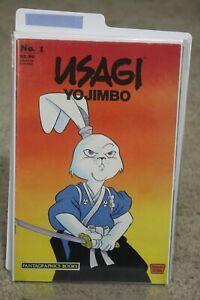 Usagi Yojimbo 1 2nd Print Fantagraphics Stan Sakai 7.5