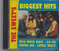 The Sweet-Biggest Hits cd album