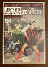Idw League of Extraordinary Gentlemen: The Tempest (2018) #1 Vf/Nm Alan Moore