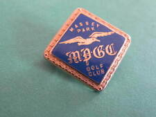 Massey Park Golf Club Badge Maker Millers Ltd Sydney
