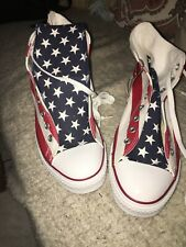 Converse Bars And Stars Mens Sz 11 BNWOB