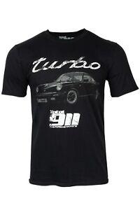 Total 911 The Porsche Magazine Official T Shirt Turbo