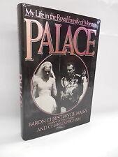 Palace My Life In The Royal Family Of Monaco Memoir Baron Christian De Massy