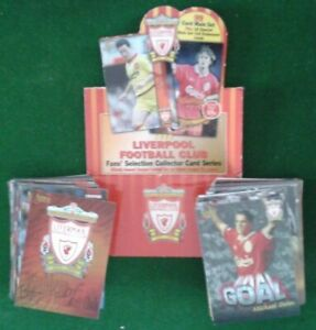 LIVERPOOL1998- FULL SET OF 99 CARDS