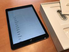 Apple iPad Air 16 GB Wi-Fi Spacegrau