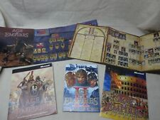 Age Of Empires 1 2 and expansion PC Manual and tech tree for 1 and 2