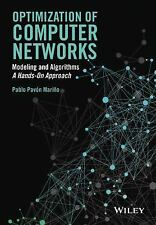 OPTIMIZATION OF COMPUTER NETWORKS - MARI±O, PABLO PAV=N - NEW HARDCOVER BOOK