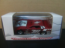 Brandon Overton 2016 Budweiser #76 Dirt Late Model 1/64 ADC