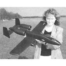 RC-Bauplan A-10 Thunderbolt Modellbau Modellbauplan