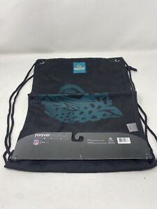 Jacksonville Jaguars 2014 Mesh Big Logo Print Drawstring Backpack