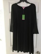 NWT Lilly Pulitzer Ophelia Dress Onyx XL Free Shipping
