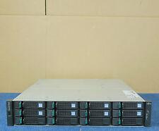Fujitsu FibreCAT SX40 12x Bay Enclosure 4 x 2TB 4 x 2TB 7.2K SATA 1 x Controller