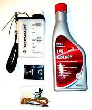 FLASH LUBE OIL FLUID VALVE SAVER KIT GERMAN PREMIUM quality LED CONTROL