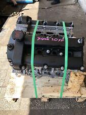 Motor JAGUAR XF 3.0 BENZIN 32TKM UNKOMPLETT