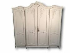 Unbranded Oak Wardrobes with 4 Doors