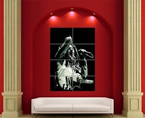 Bob Marley Reggae Giant Wall Art New Poster Print Picture