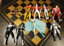 Lot of Marvel Alpha Flight 90s Guardian Vindicator and Puck Dark Phoenix & more
